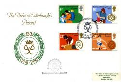 1981 Duke of Edinburgh Awards