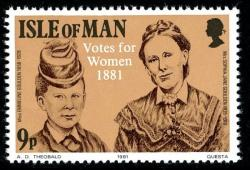 1981 Manx Womens Suffrage