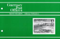 1983 Alderney Island Scenes part 1 pack