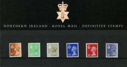 1983 Northern Ireland Regional pack No 4