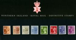 1984 Northern Ireland Regional Pack No 8