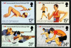 commonwealth games 1986