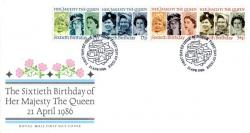 1986 Queens 60th Birthday