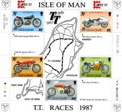 1987 TT Races MS