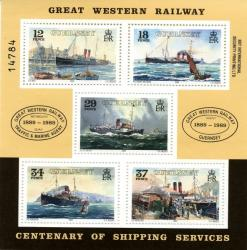 1989 Great Western Railway MS