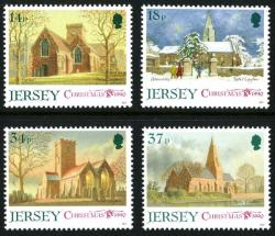 1990 Christmas Parish Churches 2nd serries