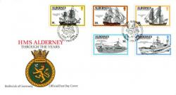 1990 Royal Navy ships