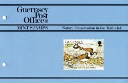 1991 Nature Conservation pack