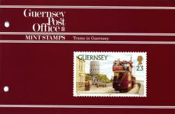 1992 Guernsey Trams pack