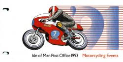 1993 Manx Motor Cycle Events pack