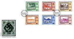 1993 Occupation Stamps