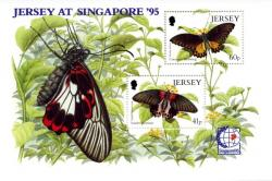 1995 Butterflies MS