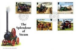 1995 Steam Traction Engines
