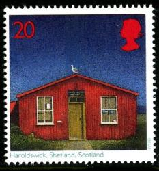 1997 Post Offices 20p