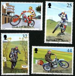 1997 Motorcycle Team Trails