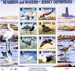 1997 Seabirds MS