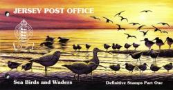 1997 Seabirds & Waders part 1 pack
