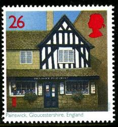 1997 Post Offices 26p