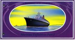 1998 Maritime Heritage Definitives Part 2 pack