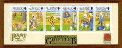 2001 Alderney Golf Club MS
