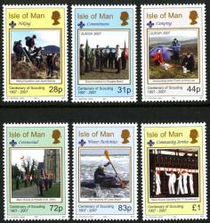 2007 Centenary of Scouts