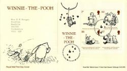 2010 Winnie the Pooh MS Cover