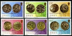 2011 Jersey Archaeology Celtic Coins