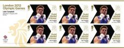 2012 Olympic Games Luke Campbell Boxing Mens Bantam Weight MS