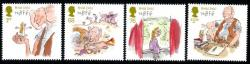 2012 Roald Dahl Stories 2nd issue  (SG3260-3263)