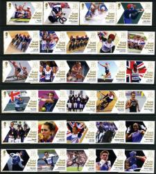 2012  Olympic Gold Medal Winners set of 29