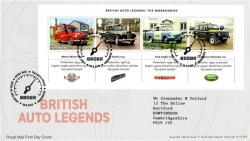 2013 British Car Legends MS cover