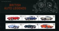 2013 British Car Legends pack