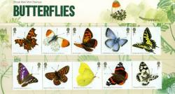 2013 Butterflies pack