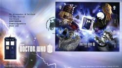 2013 Doctor Who MS cover