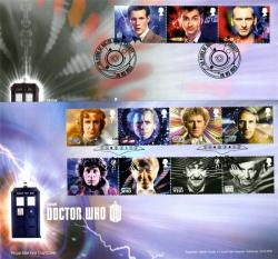 2013 Doctor Who - 2 covers