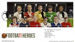 2013 Football Heroes MS cover