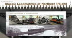 2013 Locomotives of Northern Ireland pack