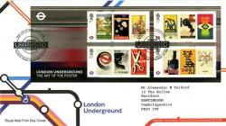 2013 London Underground MS cover