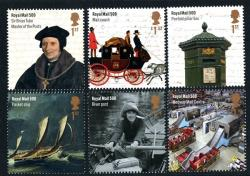 2016 Royal Mail 500 Years