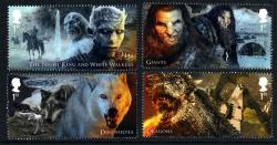 2018 Game of Thrones 2nd Issue (SG4045-4048)