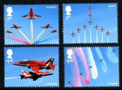 2018 RAF Centenary 2nd Issue ( SG4067-4070)