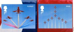 2018 RAF Centenary 2nd Issue self adhesive (SG4080-4081)