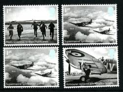 2018 RAF Centenary 3rd Issue ( SG4071-4073)