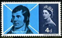 1966 Burns 4d phos