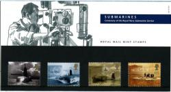 2001 Submarines pack