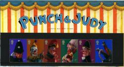 2001 Punch & Judy pack