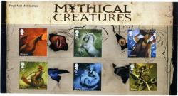 2009 Mythical Creatures pack