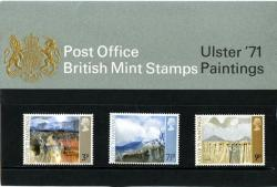 1971 Ulster pack