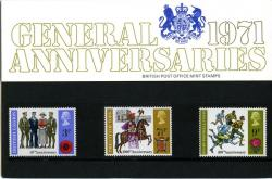 1971 Gen Anniversaries pack