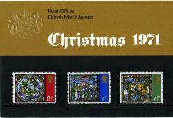 1971 Christmas pack